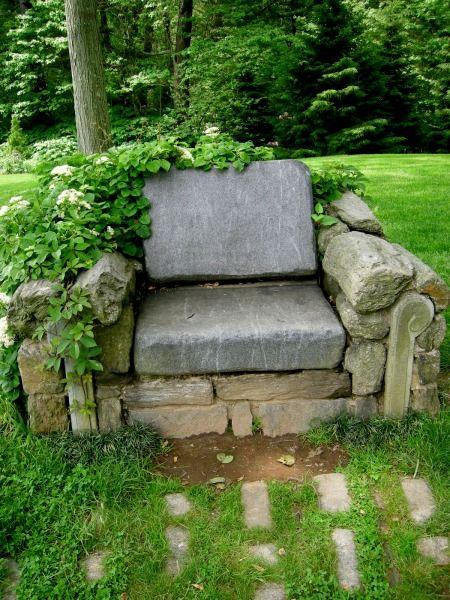 Stone Chair